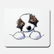 St. Bernard Puppy Pocket Mousepad