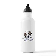 St. Bernard Puppy Pocket Water Bottle