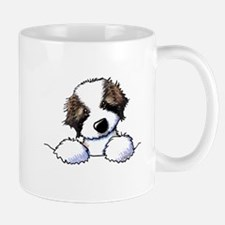 St. Bernard Puppy Pocket Mugs