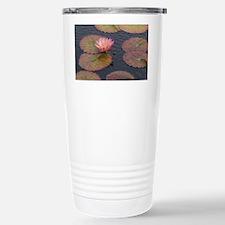 monetesque water lily Travel Mug