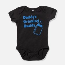 Cute Beer dad Baby Bodysuit