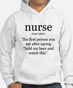 nurse definition Hoodie