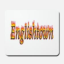 Englishtown Flame Mousepad