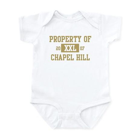 Property of Chapel Hill Infant Bodysuit