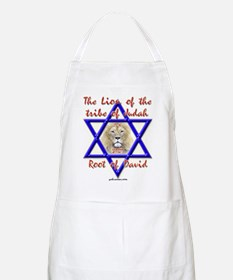 Lion Of The Tribe Of Judah BBQ Apron