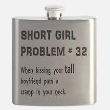 Short Girl Problem #32 Flask