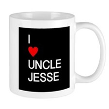 I ? Uncle Jesse Mugs