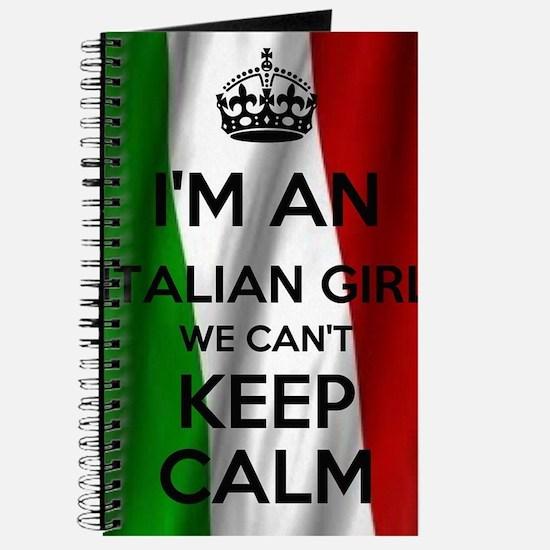 I'm an Italian Girl Journal