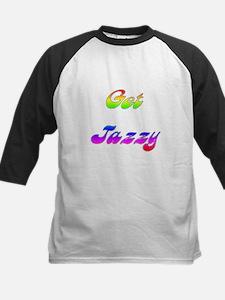 Get Jazzy 1 Baseball Jersey