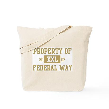 Property of Federal Way Tote Bag