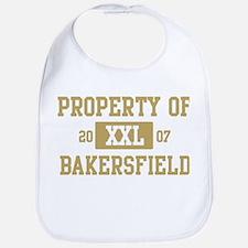 Property of Bakersfield Bib