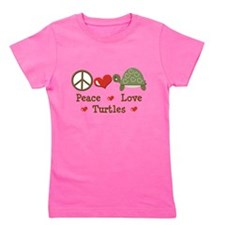 Cute Marine conservation Girl's Tee