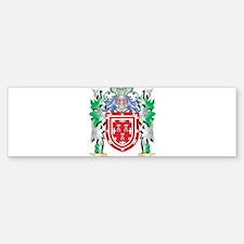 Aberdeen Coat of Arms - Family Cres Bumper Bumper Bumper Sticker