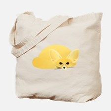 Fenwick, Fennec Fox Tote Bag