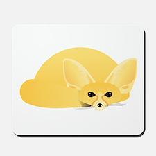 Fenwick, Fennec Fox Mousepad