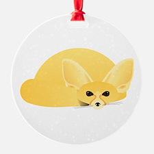 Fenwick, Fennec Fox Ornament