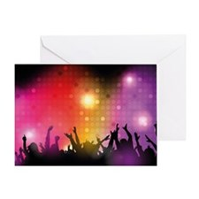 Concert and Applause Greeting Card