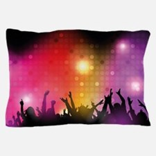 Concert and Applause Pillow Case