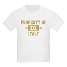 Property of Italy T-Shirt