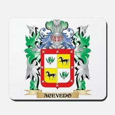 Acevedo Coat of Arms - Family Crest Mousepad