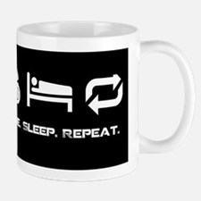 Eat Ride Sleep Mugs