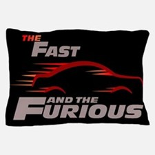 Fast And Furious Pillow Case