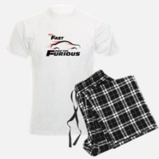 Fast and Furious Pajamas