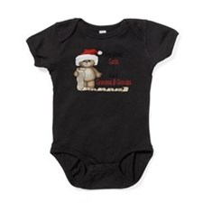 Cute Who needs santa Baby Bodysuit