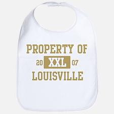 Property of Louisville Bib