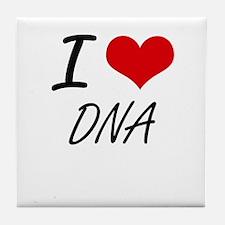 I love DNA Tile Coaster