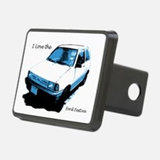 I Love The Ford Festiva Hitch Cover