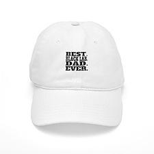 Best Black Lab Dad Ever Baseball Baseball Cap