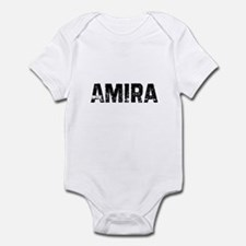 Amira Infant Bodysuit