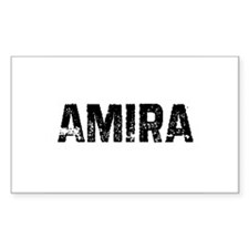 Amira Rectangle Decal