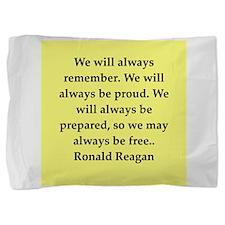 reagan21.png Pillow Sham