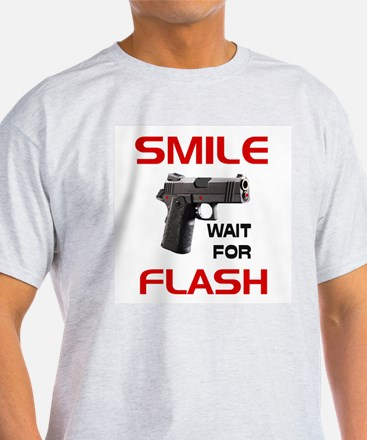 Cute Self protection T-Shirt