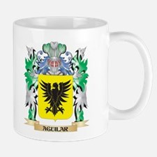 Aguilar Coat of Arms - Family Crest Mugs