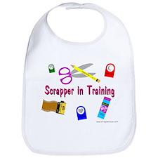 Scrapper in Training Bib