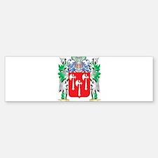 Ainsworth Coat of Arms - Family Cre Bumper Bumper Bumper Sticker