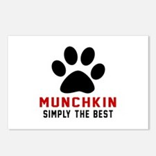 Munchkin Simply The Best Postcards (Package of 8)