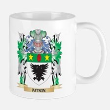 Aitkin Coat of Arms - Family Crest Mugs