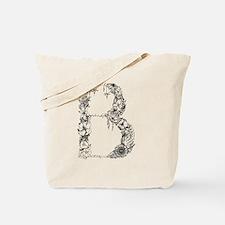 Cool White rose Tote Bag