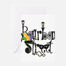 Bourbon Street Greeting Cards