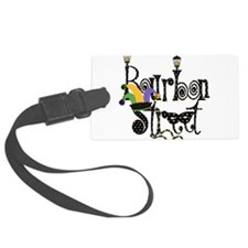 Bourbon Street Luggage Tag