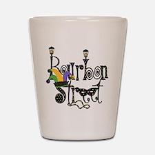 Bourbon Street Shot Glass