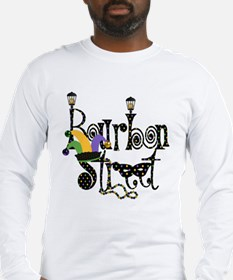 Bourbon Street Long Sleeve T-Shirt