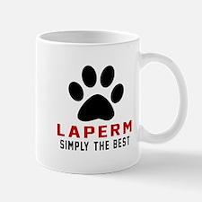 LaPerm Simply The Best Cat Designs Mug