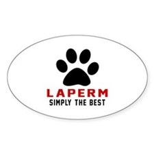 LaPerm Simply The Best Cat Designs Decal
