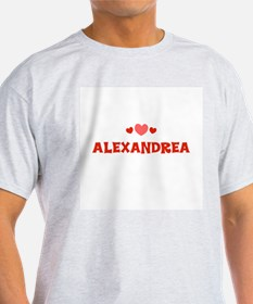 Alexandrea T-Shirt