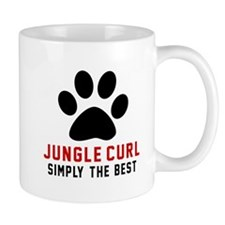Jungle-curl Simply The Best Cat Designs Mug